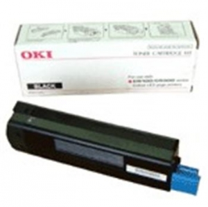 Oki C51BTONE Black Toner Cartridge