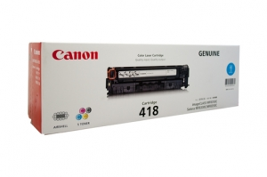 Canon CART418C Cyan Toner Cartridge for Canon MF8350CDN