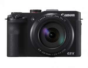 Canon PowerShot G3 X 20.2 Megapixel 25x Optical Zoom Digital Camera + 16GB SD Card