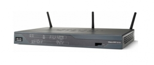 Cisco 888 K9 Router 5 Ports ADSL
