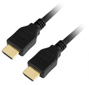 Dynamix 1m High Speed HDMI 2.0 Cable