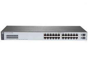 HP 1820-24G 24 Port Web Managed Gigabit Ethernet Switch with 2 SFP