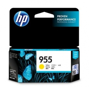 HP 955 Yellow Ink Cartridge