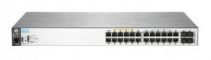 HP 2530-24G-PoE+ 24 POE Ports Manageable Ethernet Switch 4 x Expansion Slots 10/100/1000Base-T