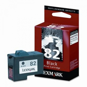 Lexmark #82 Black 18L0032 Ink Cartridge