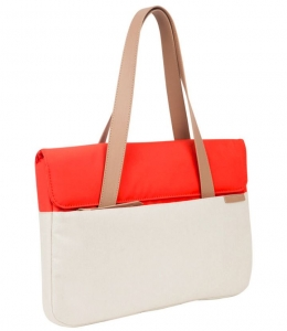 STM Grace Deluxe 15 Inch Laptop Sleeve - Coral Dove