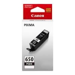 Canon PGI650PGBK Standard Yield Black Pigment Ink Cartridge