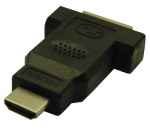 Dynamix DVI-I 24+5 Female to HDMI Male Adapter