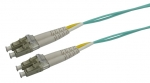 Dynamix 5M 50 micron OM3 LC to LC Fibre Patch Lead (Duplex, Multimode)