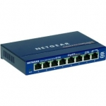 Netgear ProSafe Unmanaged 8 port Gigabit switch - GS108