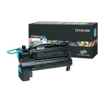 Lexmark C792X1CG Cyan Return Program Toner Cartridge