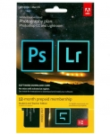 Adobe Creative Cloud Photography Plan Student & Teacher (Photoshop + Lightroom) - 12 Month Prepaid Card
