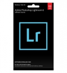 Adobe Photoshop Lightroom 6 (Download Card)