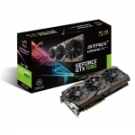 Asus Strix GTX 1080 Advanced 8GB Video Card - DVI HDMI Display Port + Redeem free Game Code