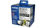 Brother DK22113 Clear Label Tape 62mm x 15.24m
