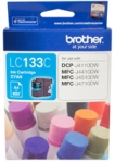 Brother LC133C Cyan Ink Cartridge