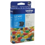 Brother LC40C Ink Cartridge - Cyan