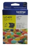 Brother LC40Y Ink Cartridge - Yellow