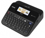 Brother PTD600 PC Connectable Label Maker with Colour Display