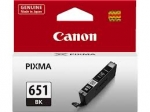 Canon CLI651BK Black Cartridge (Standard Yield)