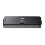 Canon imageFORMULA P215II Scan-tini Mobile Document Scanner