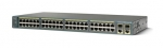 Cisco Catalyst 2960X 48 Port 4 Expansion Slots Manageable 10/100/1000Base-T Ethernet Switch