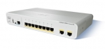 Cisco Catalyst WS-C2960C-8TC-S 8 Ports Manageable Ethernet Switch 8 x RJ-45 2 x Expansion Slots 10/100/1000Base-T, 10/100Base-TX