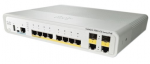 Cisco Catalyst WS-C3560C-12PC-S 12 Ports Manageable Ethernet Switch - 12 x POE 2 x Expansion Slots 10/100/1000Base-T 10/100Base-TX