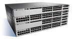 Cisco Catalyst WS-C3850-48P-L 48 x POE+ Stack Port 1 x Expansion Slots 10/100/1000Base-T Manageable Ethernet POE Switch