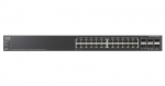 Cisco SG500X-24 24 Ports Manageable Layer 3 Switch 24 x RJ-45 Stack Port 4 x Expansion Slots 10GBase-T