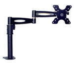 Digitus Monitor Swivel Arm Single - Clamp Base 15Inch-24Inch