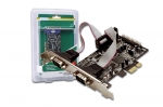Digitus 2x RS232 1x Parallel PCI Express Card