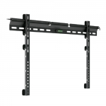Brateck Economy Ultra Slim Fixed Wall Mount Bracket for 37-70 Inch Curved & Flat Panel TVs or Monitors - Up to 65kg