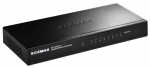 Edimax 8 Port 10/100/1000 Gigabit Switch (Internal Power Supply) - Metal Case