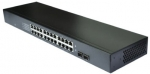 EDIMAX 24 + 2 SFP Gigabit Port Rackmount Unmanaged Switch