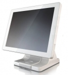 Element 485 Dual Core ATOM 1.8GHZ, 2GB, 320GB, 15Inch LED White POS Terminal - No Operating System