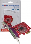 EMT PCI Express Single Parallel Port Card