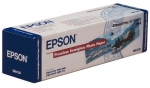 Epson S041338 Premium Semigloss Photo Roll - 329mm x 10m