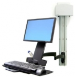 Ergotron Mounting Arm for Flat Panel Display 24inch Screen