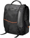 Everki 14.1Inch Urbanite Laptop Vertical Messenger Bag - Black
