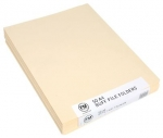 File Master Manila Folders A4 Buff 50 Pack