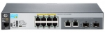 HP 2530-8G-PoE+ 8 Port PoE Ethernet Layer 2 Switch