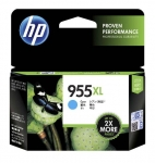 HP 955XL Cyan High Yield Ink Cartridge