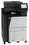 HP LaserJet Enterprise Flow M880z+ Colour Duplex A3 Multi Function Printer