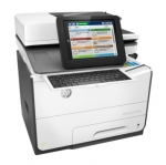HP PageWide Enterprise 586Z Duplex 50ppm Multifunction Colour Inkjet Printer