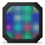iLuv Aud Mini Party Rubberised Bluetooth Portable Speaker with LED Light Show