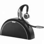 Jabra Motion UC MS Bluetooth Wireless Mono Headset with Travel & Charge Kit - Optimised for Microsoft Skype for Business
