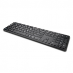 Kensington KP400 Wired Bluetooth Wireless Switchable Keyboard - Black