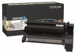 Lexmark 15G042C Cyan Toner Cartridge