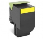 Lexmark 880C8XYE Yellow Extra High Capacity Toner Cartridge